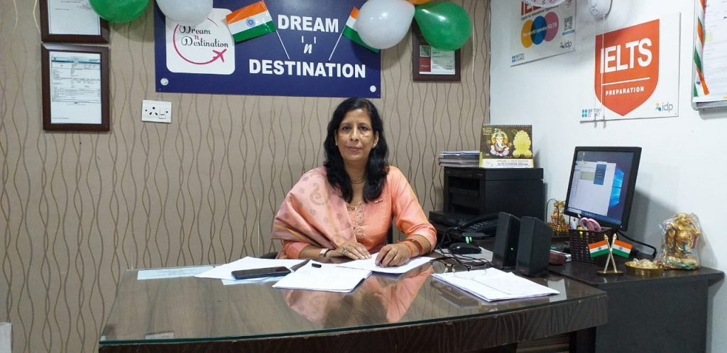 Dream 'n Destination - Best IELTS Coaching Institute in Jalandhar